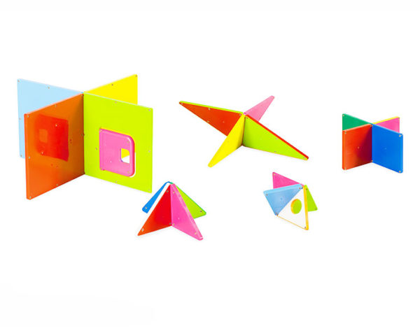 Structures Built With Magna-Tiles®
