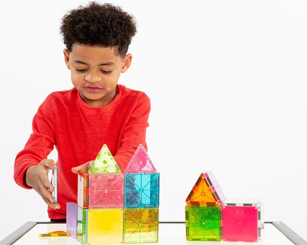 Magna-Tiles® – The Original 3D Magnetic Building Sets by